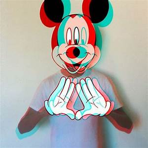 Mickey Mouse Obey | www.imgkid.com - The Image Kid Has It!