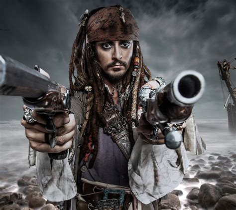 Jack Sparrow Wallpaper For Android 720x1280