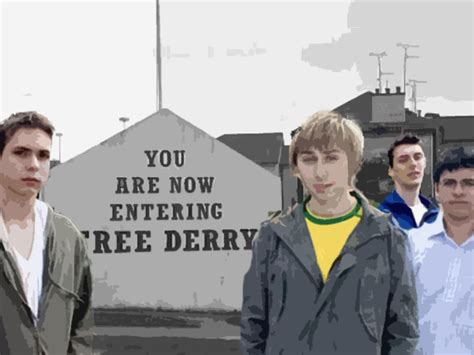 inbetweeners derry city wallpaper  mick  deviantart