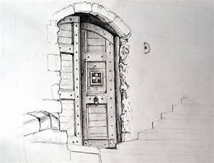 Door Drawing - Pilotproject.org