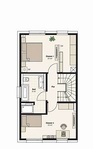 Schmale Häuser Grundrisse : interhomes ag doppelh user 6x11 doppelhaus klein mit garten pinterest ~ Indierocktalk.com Haus und Dekorationen