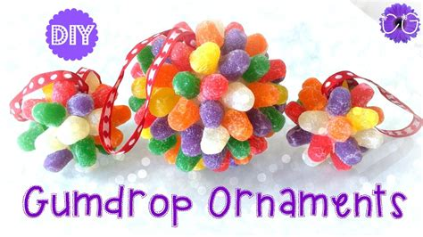 gumdrop ball ornaments fun easy youtube