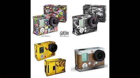 sticker gopro accessory hd hero camera housing