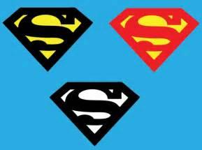 Superman Pumpkin Designs by Superman Logo Silhouette Clipart Best