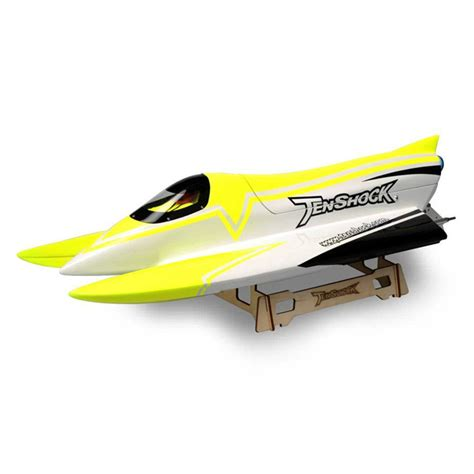 Formula Boats Racing by Tenshock F1 Brushless 2 4g Rc Formula Artr Racing Speed
