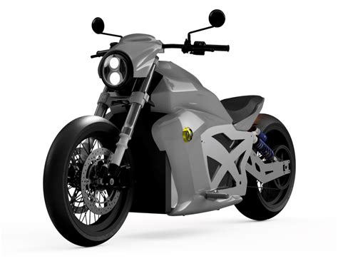 Evoke Motorcycles Unveils New 120 Kw Electric Cruiser