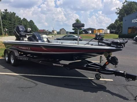 Phoenix Boats Bass by 2011 Used Phoenix Bass Boats 721 Proxp Bass Boat For Sale