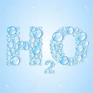 Water Droplets Clipart H2o
