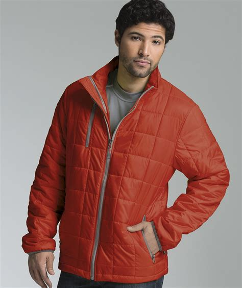 Charles River Apparel Style 9540 Lithium Quilted Jacket - Casual Clothing for Men Women Youth ...