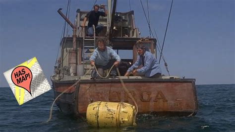 The Ultimate Jaws Filming Location Map Of Martha's