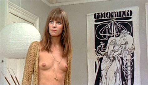 Naked Jane Birkin In Alba Pagana