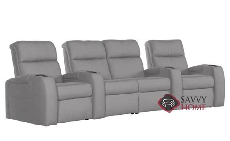 Home Theater Seating Loveseat by Flicks By Palliser Fabric Reclining Sofa By Palliser Is