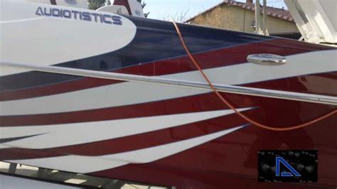 Boat R Upgrade by Audiotistics Magic Boat Rockford Fosgate Marine Upgrade