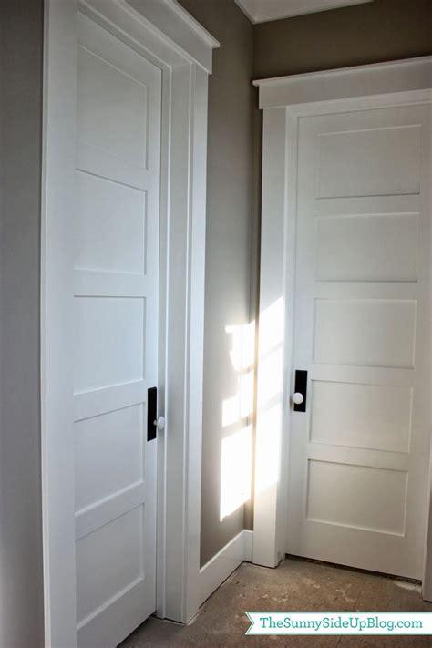 Door Knobs On White Doors by Best 25 Interior Door Knobs Ideas On Interior