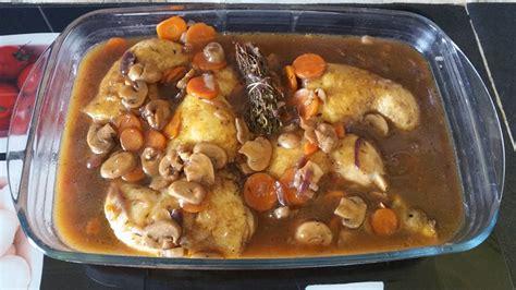 recette de cuisine cookeo cuisse de poulet au miel et sauce soja sucrée recettes