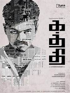 Kaththi movie firstlook posters - Tamil Cinema Hub ...