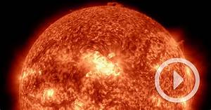 Hd timelapse of the sun captures largest sunspot in 22 for Hd timelapse of the sun captures largest sunspot in 22 years