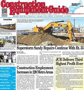 Northeast 12 2014 By Construction Equipment Guide