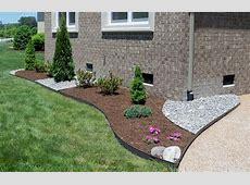 Gravel Driveway Edging Ideas Diy Stone Patio Home ~ loversiq