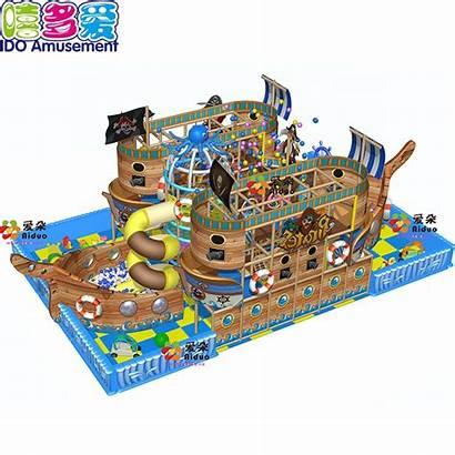 Pirate Area Play Playground Ship Kid Activities