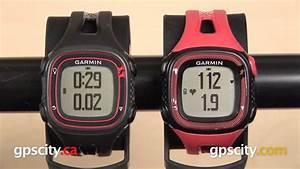Montre Garmin Forerunner 10 : montre gps garmin forerunner 10 ~ Medecine-chirurgie-esthetiques.com Avis de Voitures