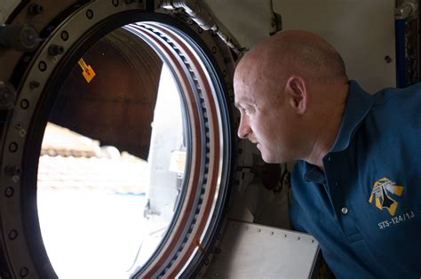 Twins Double The Data For Space Station Research Part