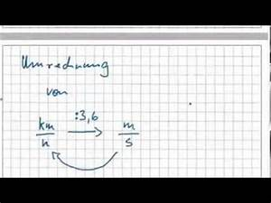 Bremsweg Berechnen Physik : mathematik einheiten umwandeln lautlos doovi ~ Themetempest.com Abrechnung