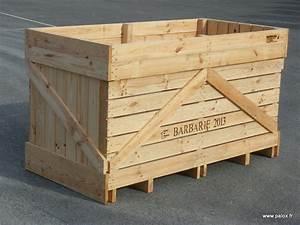 Caisse De Pomme : palox pommes de terre 2 tonnes ~ Teatrodelosmanantiales.com Idées de Décoration