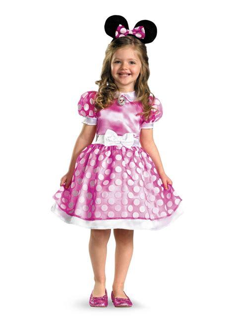 Minnie Mouse Disney Kids Costume  Girls Disney Costumes