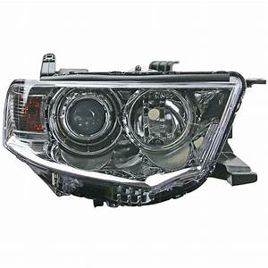New Front Right Projector Headlight Lamp For Mitsubishi