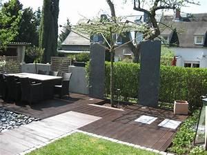 Wasserlauf Garten Modern : gartenanlagen beispiele gardening design gardening design gartengestaltung ideen modern ~ Markanthonyermac.com Haus und Dekorationen