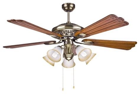 bedroom ceiling fan lights with bronze finish