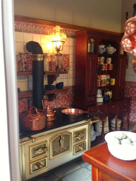 stylish kitchen accessories 107 best images about dollhouse kitchen dining room on 2591