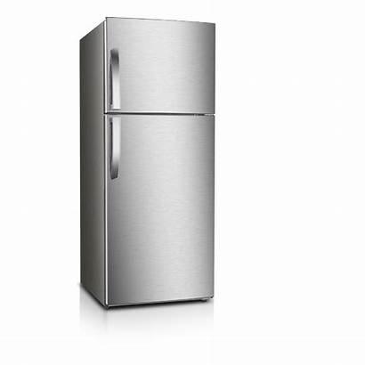Refrigerator Freezer Premium Cu Ft Stainless Steel