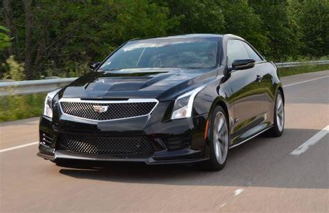Cadillac Ats V Review by 2019 Cadillac Ats V Coupe Review Gtspirit