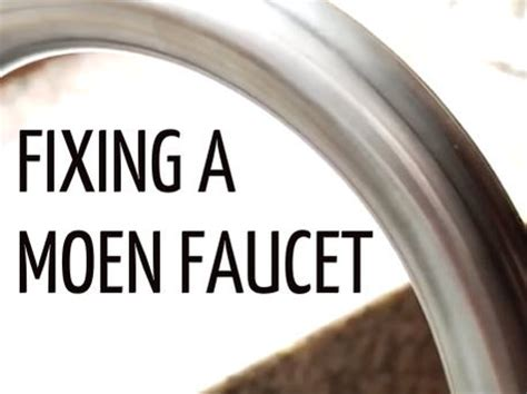 how to fix leaky moen kitchen faucet fix leaking faucet kitchen moen moen kitchen