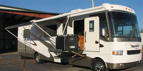 Handicap Accessible Class A Motorhomes Camper And Motorhome