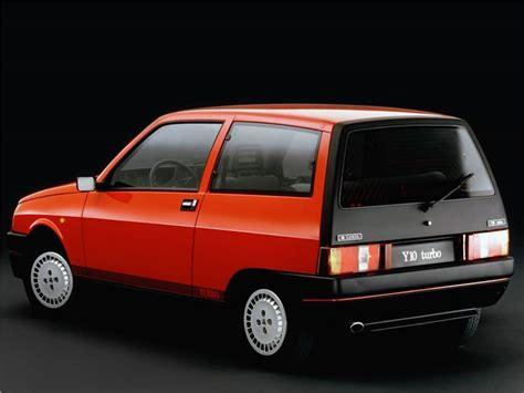 Vintage, Autobianchi Y10. La prima utilitaria tutta ...
