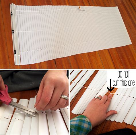 how to make blinds how to make shades using mini blinds reality daydream