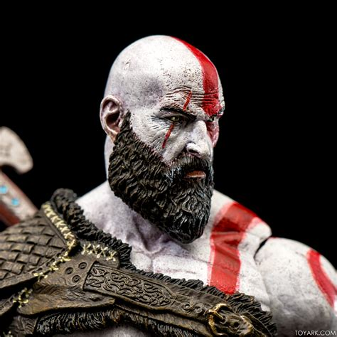 Neca Kratos God Of War 4 2018 In Hand Gallery The
