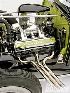Hot Rod Cadillac Engines