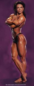 Sharon Bruneau - From Bodybuilder to Bombshell
