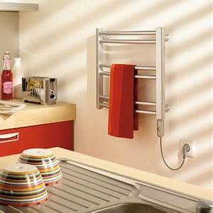 Petit Seche Serviette Electrique : mini surf s che serviettes finimetal 80 watts ~ Premium-room.com Idées de Décoration