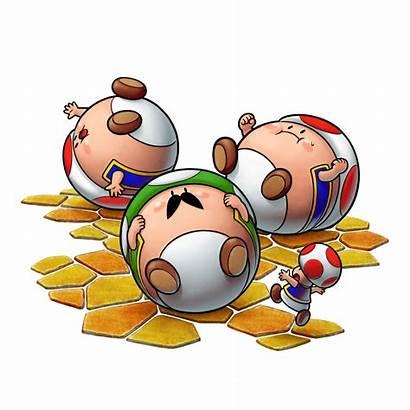 Blorbs Mario Bowser Luigi Inside Story Jr