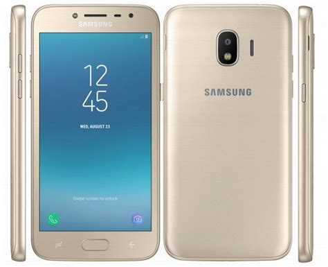 Samsung Galaxy J2 (2018) Listed Online With Specifications