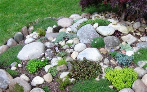 Weiße Steine Für Garten by 100 Unglaubliche Bilder Moderner Steingarten