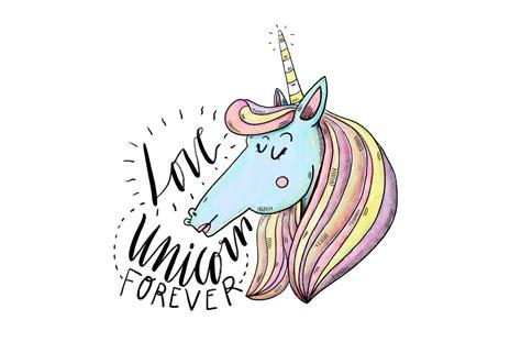 Free Unicorn Illustration