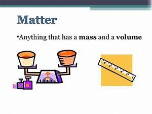 Matter Study