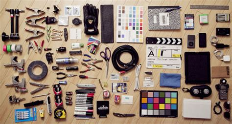 essential items  photography assistant