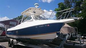 Aquasport 250 Explorer Boat For Sale From Usa